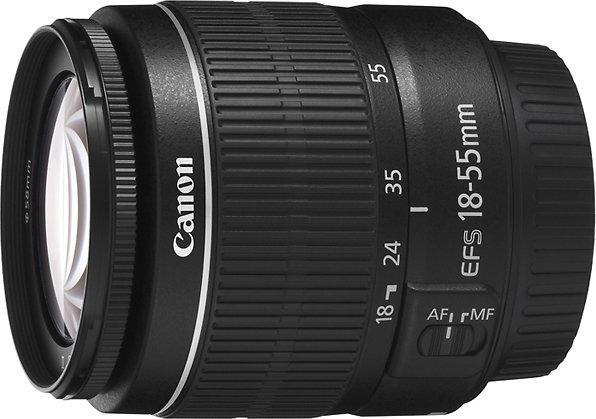Canon EF-S 18-55mm f/3.5-5.6 DC III