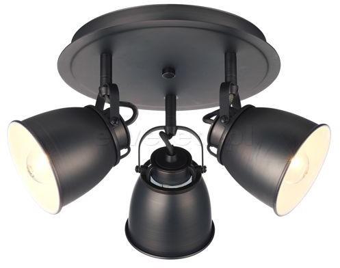 Light Prestige TIRANO Plafon 3xE14 miedziany LP-151/3C