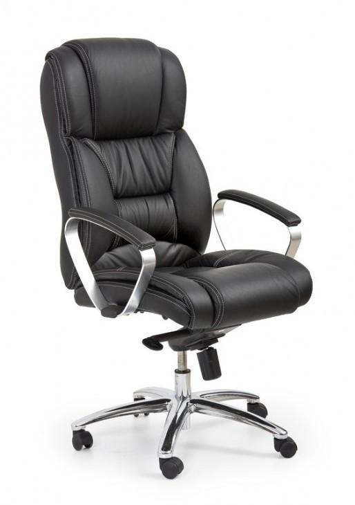 Halmar Fotel biurowy Foster V-CH-FOSTER-FOT-CZARNY