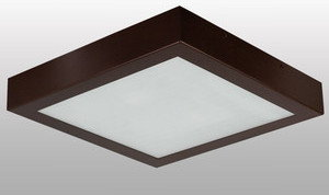 Lampex plafon Ventana 434 Wenge 044/2W 17 / 044/2W