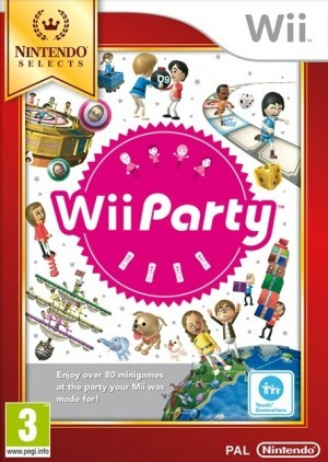 top  Wii Party Selects Wii