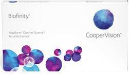 CooperVision Biofinity 3 szt.
