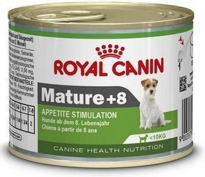 Royal Canin Size Mini Mature Puszka 195g