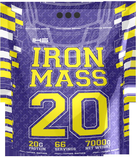 Iron Horse Iron Mass 20 7kg