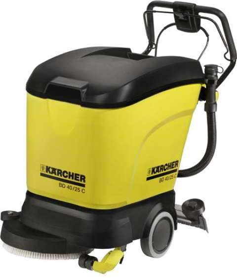 Opinie o Karcher BR 40/25 C Ep