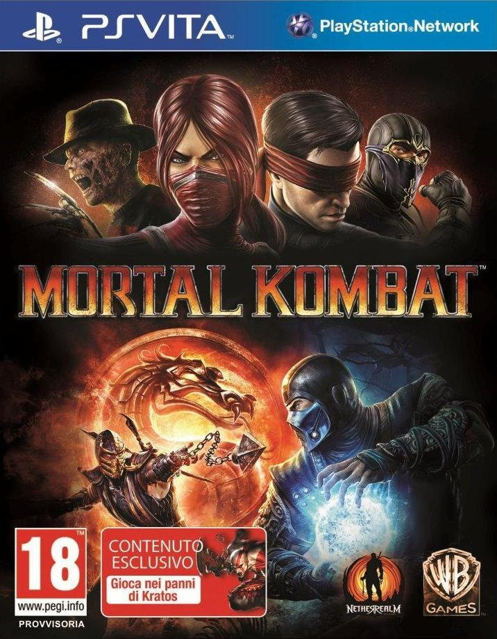 Opinie o Warner Bros Mortal Kombat PS Vita