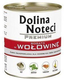 Dolina Noteci Premium Pies Wołowina puszka 800g 5900842012443