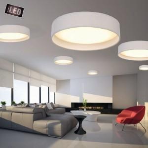 Zuma Line ADEM E9371-37-LED-GR lampa sufitowa