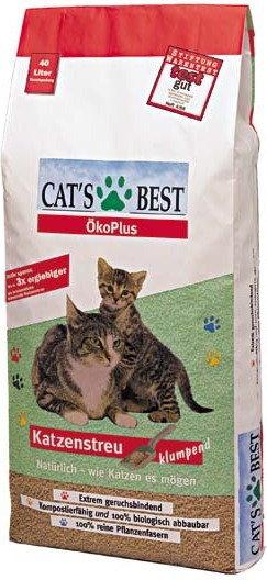 Opinie o Cats Best Eko Plus 40L