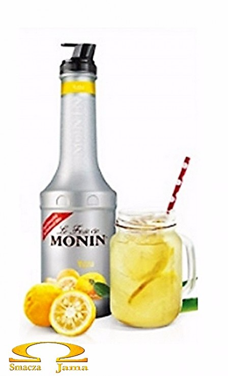 Monin Puree Yuzu (azjatycki owoc) 1l