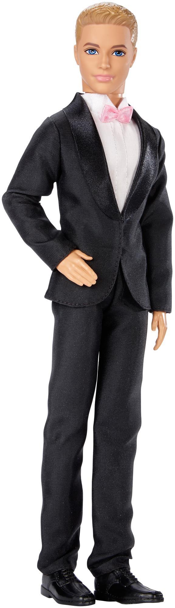 Mattel Barbie Pan młody DVP39