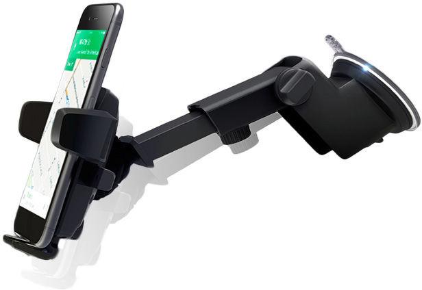 Opinie o iOTTIE Uchwyt samochodowy Easy One Touch 3 Mount uniwersalny na telefon HLCRIO120