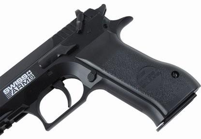 Opinie o CyberGun Pistolet Swiss Arms 941 - 288014