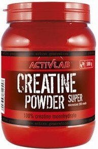 Activita Creatine Powder Super 500g