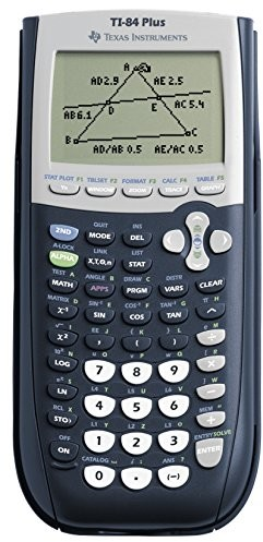 TEXAS INSTRUMENTS TI 84 Plus kalkulator graficzny TI-84PLUS