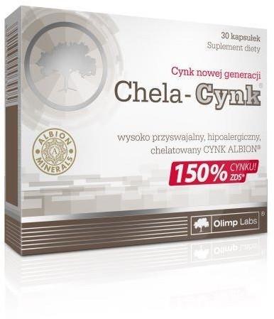 Olimp Chela Cynk 30 szt. (8357701)