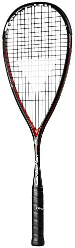 Tecnifibre Carboflex 125 S rakieta do squasha 248161_Schwarz_M