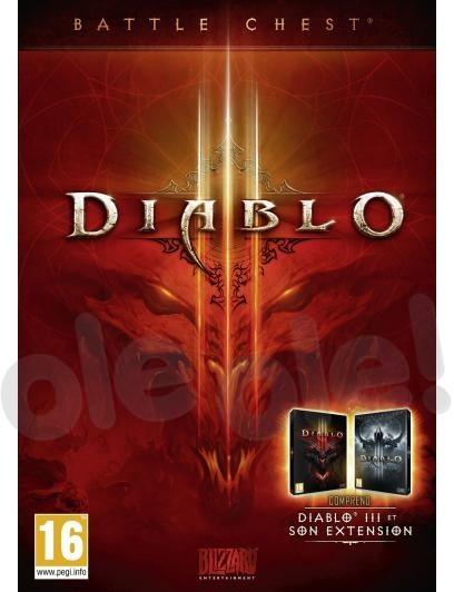 Blizzard Entertainment Diablo III Battle Chest PC