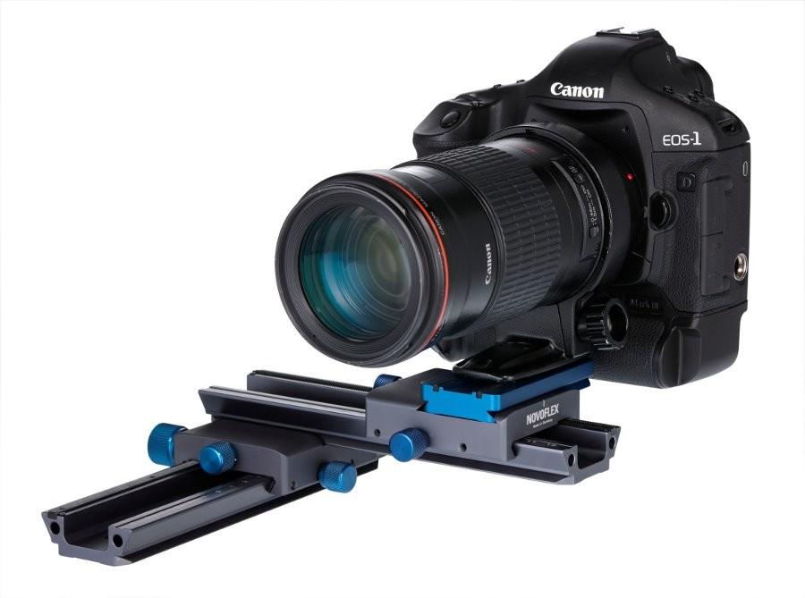 Opinie o Novoflex CASTEL-CROSS Q Sanki nastawcze krzyżowe do makrofotografii CASTEL-CROSSQ