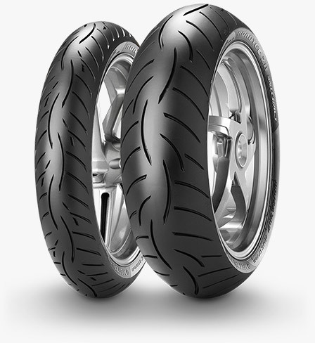 METZELER ROADTEC Z8 INTERACT M) F 110/80 R18 751 SPORT TOURING RADIAL 58 W