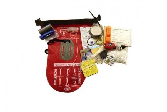 BCB Wodoodporny Zestaw Survivalowy Waterproof Survival Kit CK050