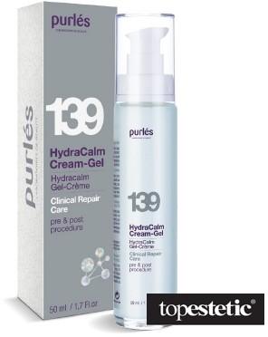 Purles  139 HydraCalm Cream-Gel Nawilżająco-łagodzący krem-żel 50 ml