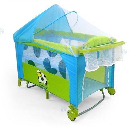 Milly Mally KOJEC łóżeczka drewniane 2 POZIOMY MIRAGE DELUX KRÓWKA COW #B1 883