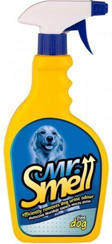 Opinie o Dermapharm Laboratorium Mr. Smell Pies preparat do usuwania zapachu moczu - 500m