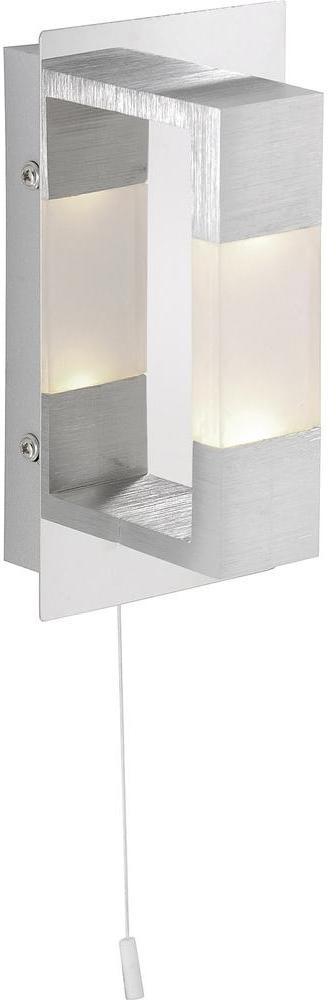 Paul Neuhaus lampa łazienkowa LED 9196-96 LED wbudowany na stałe 2x2.4 W IP44 12