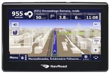 Navroad NR560 NVMap Europa AutoMapa Polska