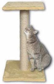 Trixie Drapak Topas wys. 79cm kolor: BEŻOWY 43341