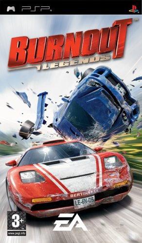 Burnout Legends PSP