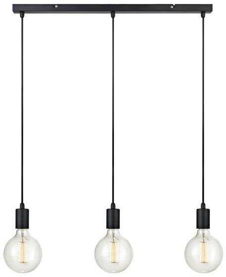 Markslojd LAMPA wisząca SKY 106336 metalowa OPRAWA żarówki na przewodzie kablu z