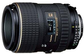 Tokina AT-X 100mm f/2.8 AF Pro D FX Macro Nikon