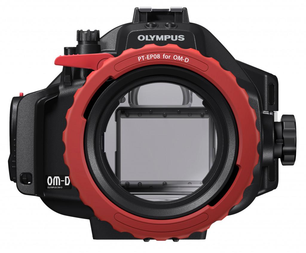Olympus Obudowa podwodna PT-EP08 do E-M5 wymienne kapsuły) V6300560G000