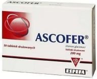 Espefa Ascofer 50 szt.
