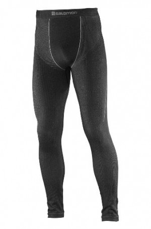 Salomon GETRY MĘSKIE PRIMO WARM TIGHT M 382879 BLACK