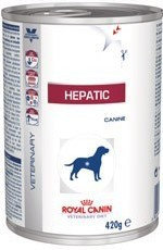 Royal Canin Veterinary Diet Canine Hepatic Puszka 430g