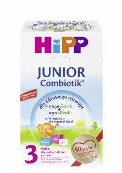 HiPP 3 JUNIOR COMBIOTIK R 600g