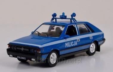 Daffi Kolekcja PRL-u Polonez Milicja