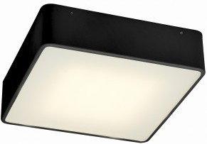 Kaspa Flat LED 45 plafon Czarny 30300102