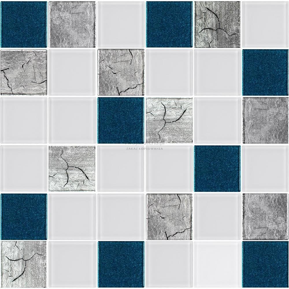 Goccia Crystal mozaika szklana 48x48 CR5502 CR5502