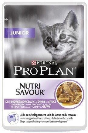 Purina Pro Plan Cat Kocięta Saszetka 85g 10677