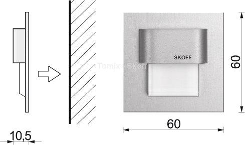 Skoff Tango Stick Mini Led (Skoff)