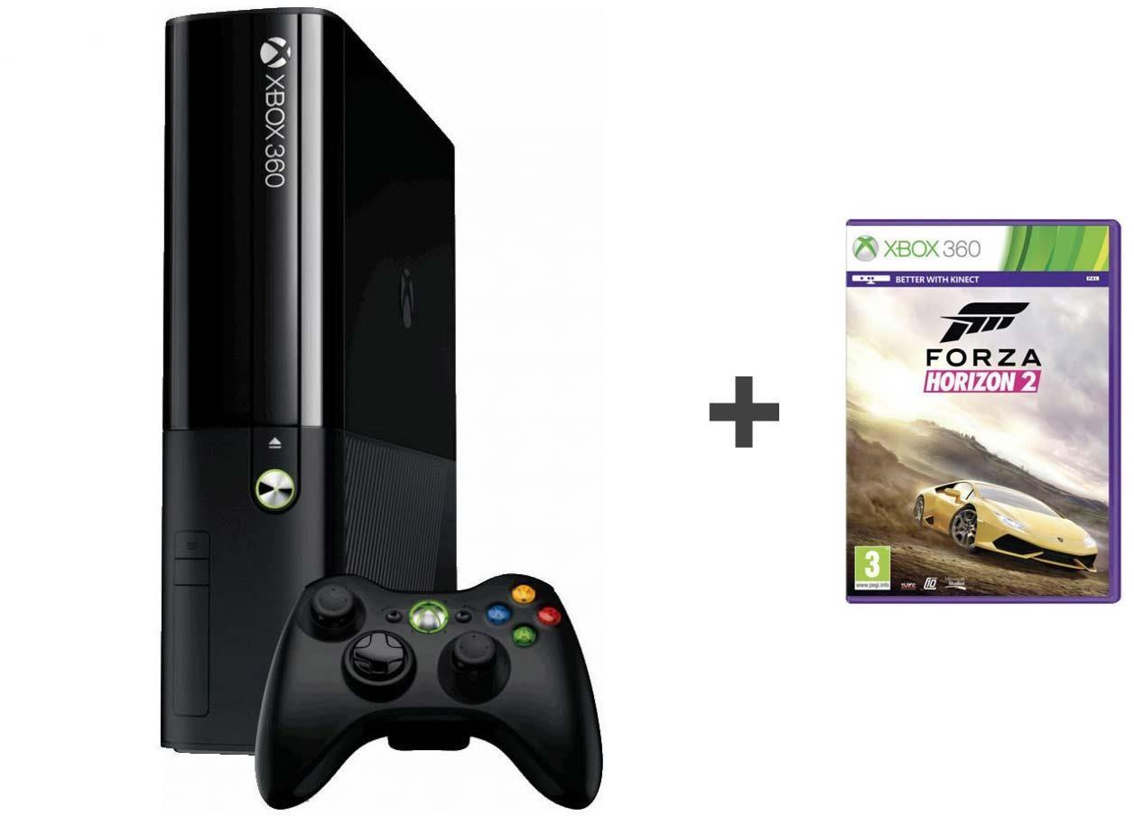 Opinie o Microsoft Xbox 360 500GB + Forza Horizon 2