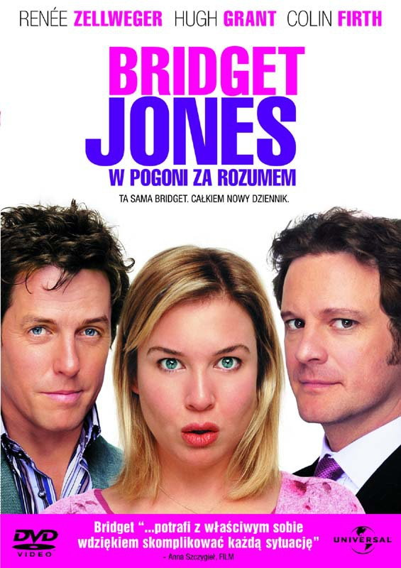 Bridget Jones - W pogoni za rozumem [DVD]