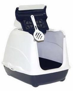 Yarro Moderna Toaleta Flip 2 z filtrem granatowa [Y3418] 13419