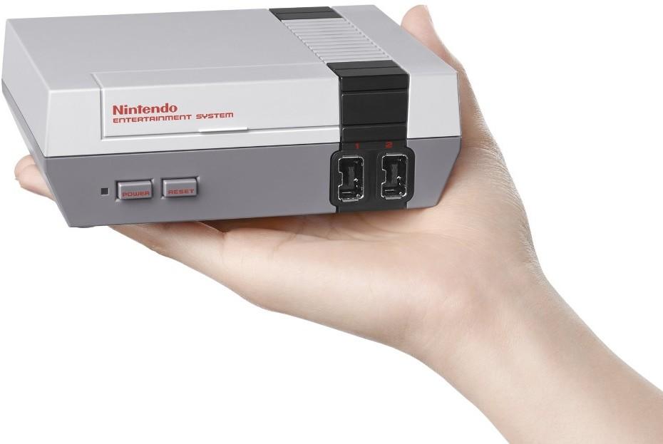 Opinie o Nintendo Classic Mini NES