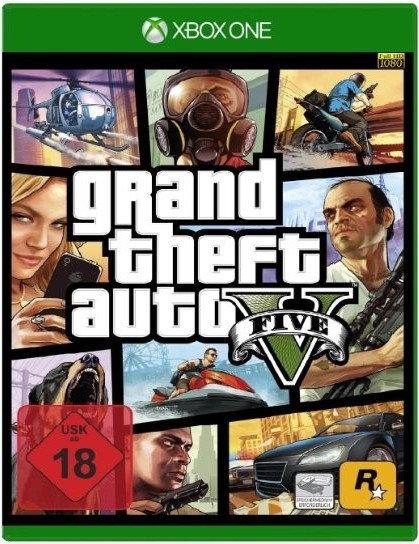Opinie o   Grand Theft Auto V Xbox One