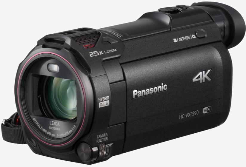 Panasonic HC-VXF990P-K (HC-VXF990EPK)